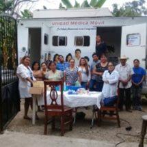 Santa Catarina, La Moderna y San Miguel Obispo beneficiados con la jornada de salud del Diputado Irineo Molina