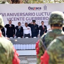 Conmemora Poder Legislativo CLXXXVI aniversario  luctuoso del General Vicente Guerrero