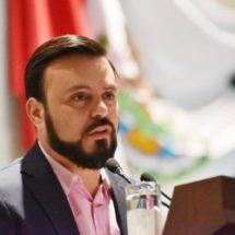 Presentó Jesús Romero iniciativas y reformas para el fortalecimiento integral al Sistema Estatal Anticorrupción