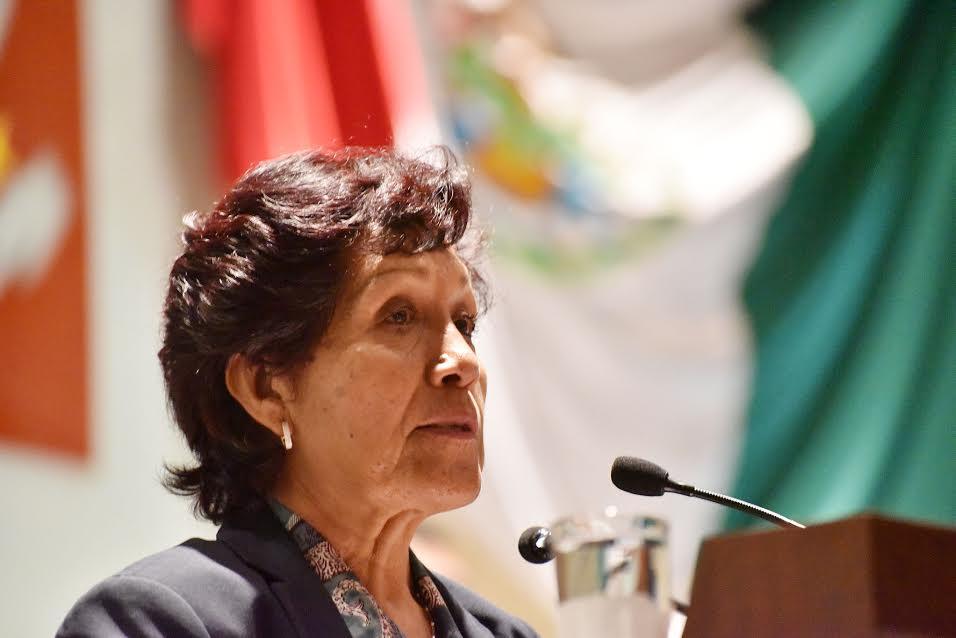 Privilegiar el Interés Superior de la Niñez es prioridad: Eva Méndez Luis