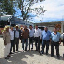 Impulsarán Horacio Antonio  y URCAMA el desarrollo de Huautla de Jiménez