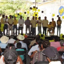 La cercanía con la gente permite conocer  y dar respuesta a sus necesidades: Horacio Antonio