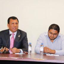 Abrir puertas y generar oportunidades para  los oaxaqueños es mi compromiso: Samuel Gurrión Matías