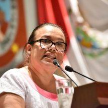 Propone diputada Silvia Flores instituir  Congreso anual de mujeres oaxaqueñas