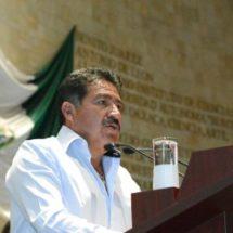 Pide Alejandro Aparicio implementar medidas de seguridad en la región de la Mixteca