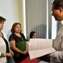 Recibe Comisión Instructora ratificación  de juicio político a ex gobernador de Oaxaca