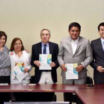 Recibe Poder Legislativo informe de actividades del IAIP