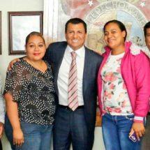Autoridad de San Juan Bautista Lo de Soto  reconoce en Samuel Gurrión a un diputado comprometido con su labor