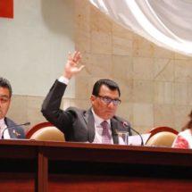 Pide Samuel Gurrión Matías atender el problema de falta de agua en el Istmo de Tehuantepec