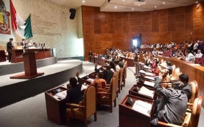 Pide Congreso al Ejecutivo informe sobre las  auditorías a la administración de Gabino Cué