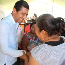 Con la Caravana por la Familia Xoxeña, se brinda asistencia social en los rincones de Xoxocotlán