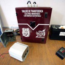 Alumnos de IPN desarrollan generador eléctrico para combatir apagones