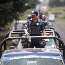 Caen dos presuntos sicarios de 'Los Caballeros Templarios' en Michoacán