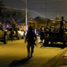 Mueren policía y tres agresores durante enfrentamiento en Tamaulipas