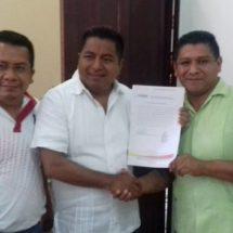 Ratifican al Agente de Santa Urzula