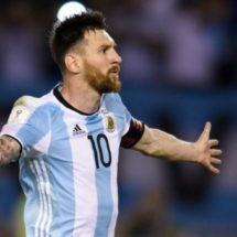Messi se 'saca espinita' y da triunfo a Argentina sobre Chile