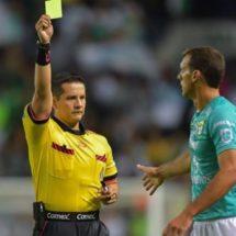 Novaretti es suspendido 7 partidos por incidente con árbitro