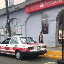 Emplean taxistas vigilancia satelital