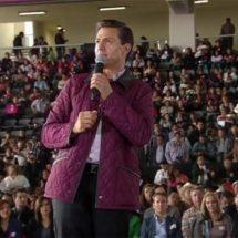 Destaca Peña Nieto política social de su administración