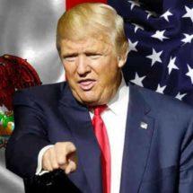 México acredita marcas de Trump