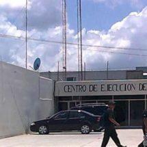 Destruyen tienditas irregulares en penal de Ciudad Victoria