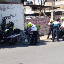 SANCIONA POLICÍA VIAL A 658 CONDUCTORES DE MOTOS EN LA ENTIDAD: SSPO