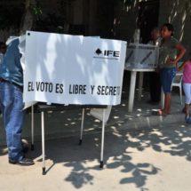 Elecciones pendientes de colonia se llevaron a cabo de manera exitosa
