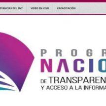 Información de Transparencia estará a partir del 5 de mayo en página oficial del Ayuntamiento