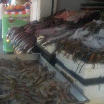 Sin repuntar las ventas de pescados y mariscos