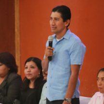 Integran Consejo de Desarrollo Municipal 2017 en Xoxocotlán para priorizar obras de impacto social más urgentes