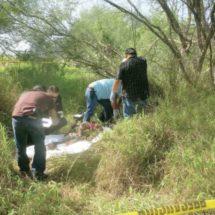 Encuentran una calaca cerca de Acatlán