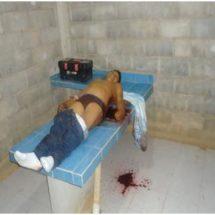 Matan a quema ropa a joven campesino