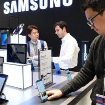 Samsung planea trasladar a EEUU una planta en México