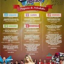 La Costa se llena de fiesta, Puerto Escondido Fest 2017