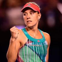 ES LA NÚMERO UNO DE LA WTA!