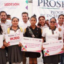 Autoridades estatales y federales llevan Unidades Móviles al Municipio de San Felipe Jalapa de Díaz