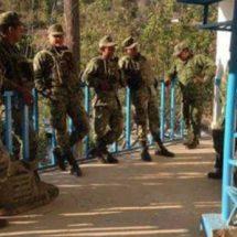 Liberan a militares retenidos en la Mixteca