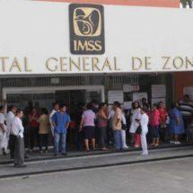 Nuevo hospital del IMSS aún sin concluir en Salinas