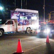 Caen en manos de la policía vial 24 conductores ebrios