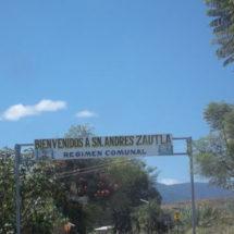 Investigan agresión a balazos en Alemán, San Andrés Zautla