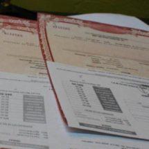 Exhortan a corregir datos personales en actas que expide el registro civil