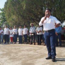 """""""No soy gobernante de promesas sino de resultados"""": Fernando Bautista Dávila"""
