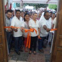 Hecho histórico en Tuxtepec, la apertura del Instituto Municipal de la Mujer
