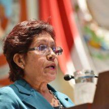 Propone Eva Méndez fortalecer proceso legislativo