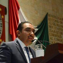 Presenta Horacio Antonio Iniciativa de Ley de Protección a Periodistas