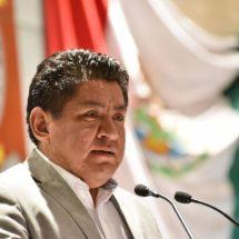 Cumple Irineo Molina con trabajo legislativo y de gestión