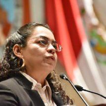 Pide Laura Vignon modificar los tiempos de evaluación de  resultados de programas para prevenir violencia contra las mujeres
