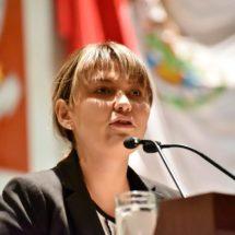 Pide Leslie Zavaleta reformar Ley del Servicio Civil para los empleados del Gobierno del Estado y del Municipio de Oaxaca de Juárez