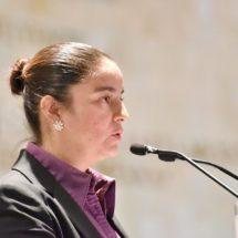 Indispensable se incluya geodiversidad y geoparque a la legislación: Rosa Elia Romero