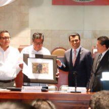 Difusión de las leyes, compromiso permanente del Congreso del Estado con el pueblo de Oaxaca: Samuel Gurrión